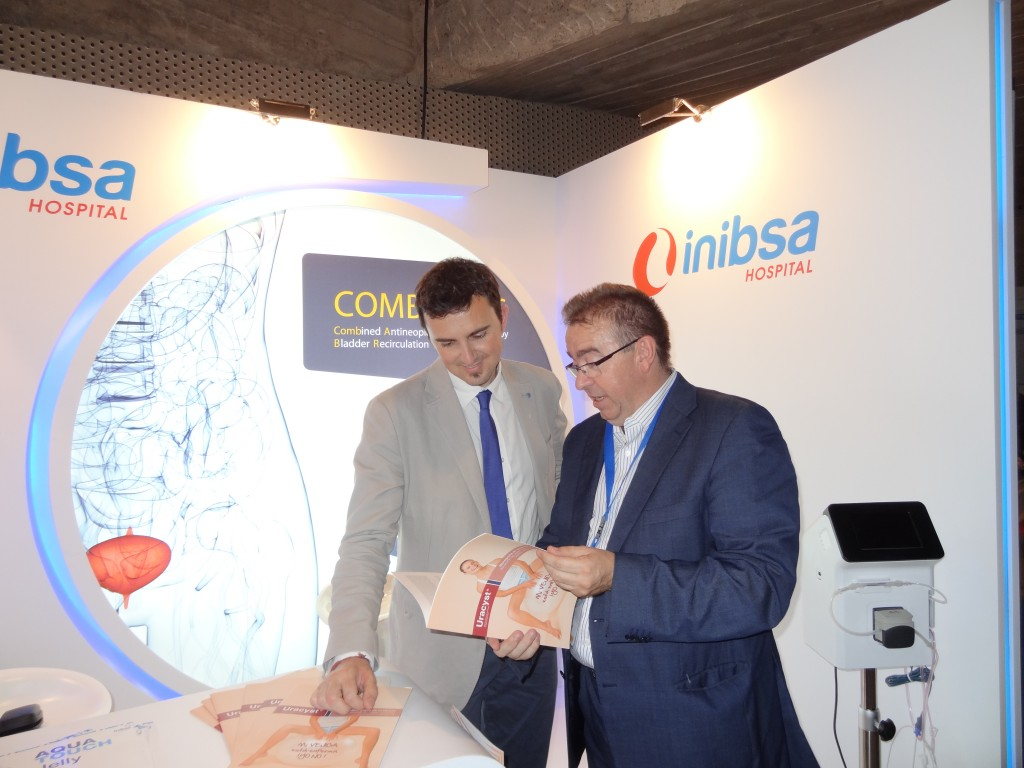 Inibsa Hospital present in the National Congress of Urology in Tenerife