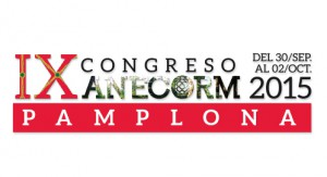 ANECORM Congress - Pamplona