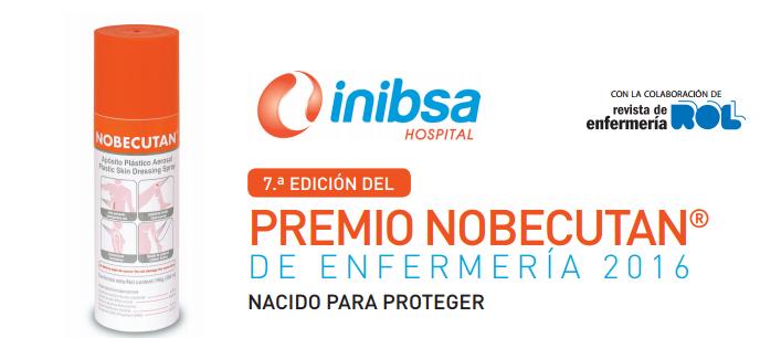 VI edición del Premio Nobecutan® de Enfermería 2016