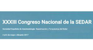 XXXIII Congrés Nacional de la SEDAR