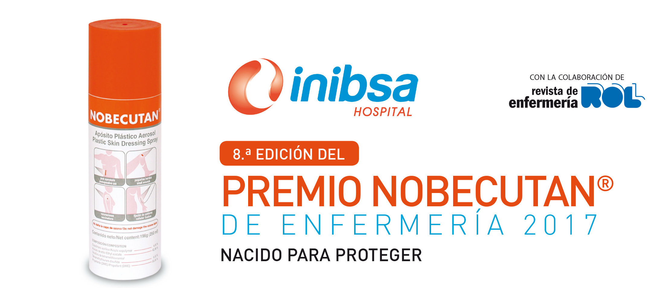 Nueva convocatoria del Premio Nobecutan® de Enfermería de 2017