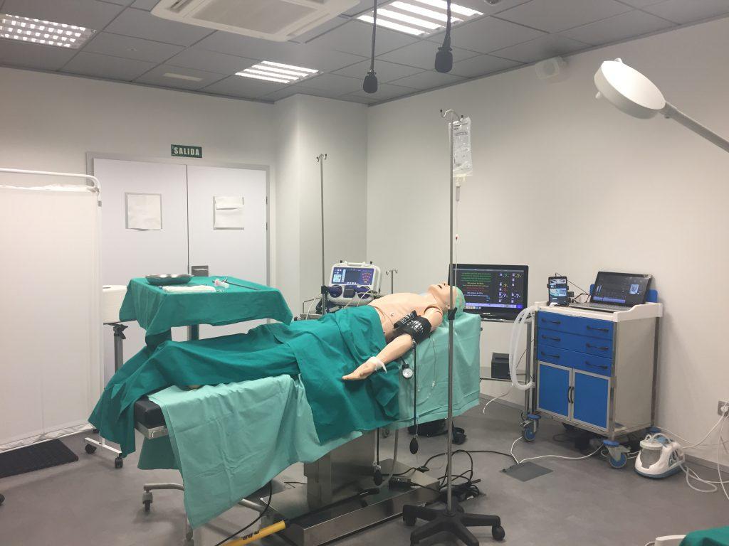 Formación de Anestesiología y Reanimación